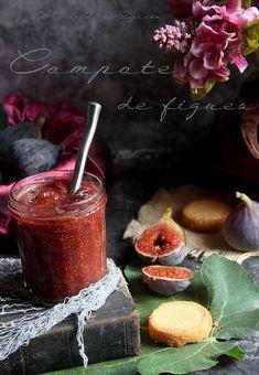 Compote de figues au miel simple à préparer