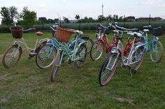 Ach pogoda powoli zaczyna nas rozpieszczać ☀ Macie już plany na weekend? 😍 Może rower?
