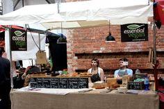London Food Markets, un must-visit pentru cei care merg la Londra - FoodCrew London Food Markets, Vegan Essentials, Eclairs, Street Food, Marketing