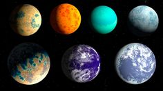 Se cree que existen al menos cien mil millones de planetas en nuestra galaxia, debido a los datos que el telescopio espacial Kepler.