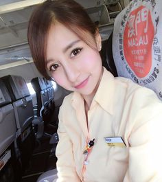 【Taiwan】 Tigerair Taiwan cabin crew / タイガーエア台湾 客室乗務員 【台湾】