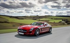 picture of 2011 Mercedes Benz SLS ~ HD Pictures