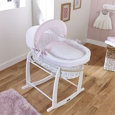 Sunny Kindervalley Moses Basket And Stand 2019 Latest Style Online Sale 50% Bassinets & Cradles