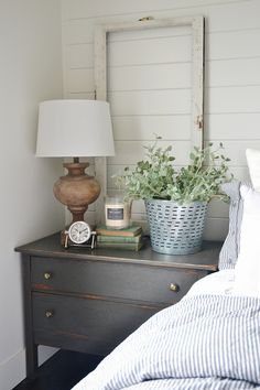 What's On My Nightstands - Master Bedroom -