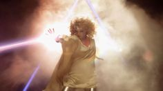 """Goldfrapp """"Alive"""" Music Video directed by Legs by LEGS MEDIA. Artist: Goldfrapp"""
