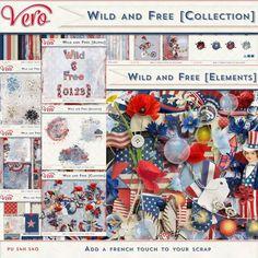 Digital Art :: Bundled Deals :: Wild and Free [Mega Collection]