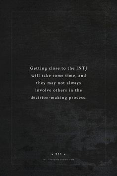 Translation: You may not be involved in the decision making process. fact by - preludecharacteranalysis.com