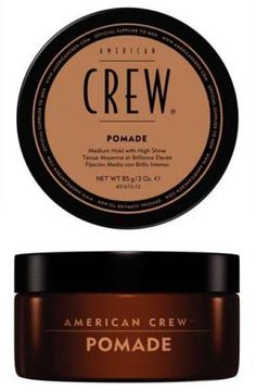 American Crew Pomade oz Medium hold with high shine. Extremely versatile water-based formula rinses clean and offers smooth control with shine. Works well for curly hair and provides a modern, flexible alternative to styling gels. Short Hair Images, Short Hairstyles For Thick Hair, Best Short Haircuts, Boy Hairstyles, Short Hair Cuts, Formal Hairstyles, Wedding Hairstyles, Mens Pomade, Hair Pomade