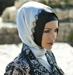gorgeous hijab