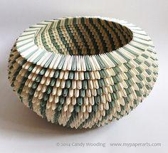 Broken Wing Earth Spirit Vessel | Vessel created by Candy Wo… | Flickr
