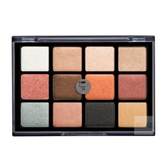 VISEART EYESHADOW PALETTE: 05 SULTRY MUSE