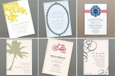 12 FREE TEMPLATES for DIY Brides