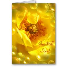 Yellow Yellow Yellow Greeting Card by Numbers Plus Photography