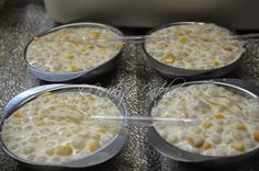Welcome to Mely's kitchen...the place of glorious and healthy foods: Tapioca Corn Salad