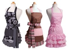 LOVE these Flirty Aprons: 40% off everything!