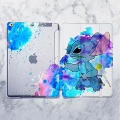 Stitch iPad Pro case Inspired by Disney iPad Air case Cute Stitch iPad 2018 Smart cover iPad Pro case iPad 5 case iPad Mini 4 case - Ipad Pro - Trending Ipad Pro for sales. Disney Ipad Case, Make Your Own Case, Coque Ipad, Cute Ipad Cases, Cute Stitch, Apple Watch Iphone, Ipad Accessories, Vsco, Ipad Air Case