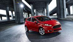 2014 Ford Fiesta ST Visit http://www.holmestuttle.com/