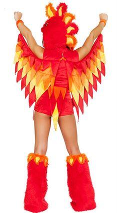 Sexy Rising Phoenix Adult Bird Costume Under Animal Costumes - Buy Sexy Costumes,Phoenix Bird Costumes,Cheap Adult Animal Costumes Product on Alibaba.com