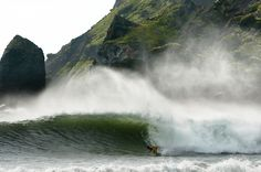 Iceland - surfing mecca