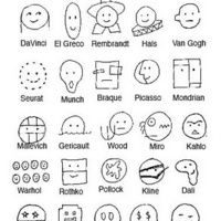 L'histoire des arts simplifiée (vu sur Pinterest) High School Art, Middle School Art, Documents D'art, Art Doodle, Classe D'art, Art Handouts, Art Worksheets, Art Classroom, Elementary Art