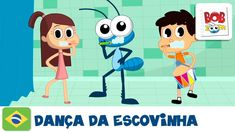 Dança da Escovinha - Bob Zoom - Video Infantil Musical Oficial Videos Infantil Musical, Bob Zoom, Kids Education, Youtube, Musicals, Family Guy, Fictional Characters, Dry Cough, Exhibitions