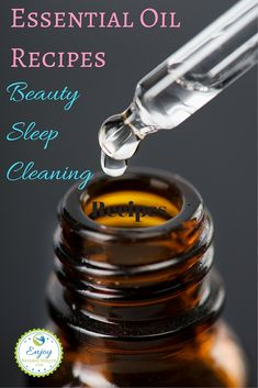 Learn to create your own essential oil recipes for beauty, sleep, cleaning and fun ;)