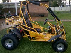 250cc Go Kart-Dune Buggy Automatic