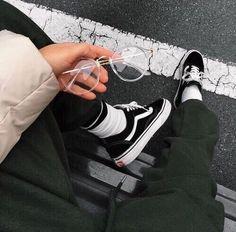 Imagem de fashion, vans, and style