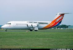 British Aerospace BAe-146-300 aircraft picture