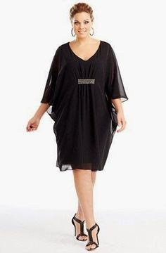 Moda Plus size Evening Dresses Plus Size, Plus Size Dresses, Plus Size Outfits, Mother Of The Bride Dresses Plus Size, Summer Dresses, Beach Dresses, Curvy Fashion, Plus Size Fashion, Trendy Fashion