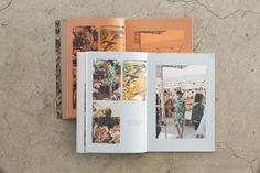 NORAH - Farmer's Market Chronicle - / 毎号、印刷・製本において、6種類の表紙と中身の用紙の組み合わせを2パターン、計12パターンが存在するN...