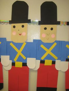 Toy Soldiers - Kids craft