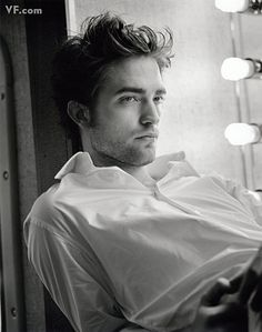 Robert Pattinson by Bruce Weber