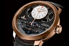 Girard Perregaux Constant Escapement L.M. in 18kt Pink Gold - Watch Marvel