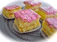 Aatun apajilla: Millefeuille (munaton) Cheesecake, Desserts, Food, Tailgate Desserts, Deserts, Cheese Cakes, Eten, Postres, Dessert