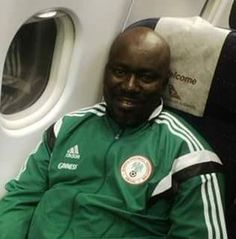 Welcome to Ochiasbullet's Blog: Kanu Nwankwo mourns late NFF's Head of Protocol