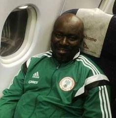 Welcome to Ochiasbullet's Blog: Kanu Nwankwo mourns late NFF's Head of Protocol