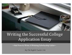 college application essay questions examples