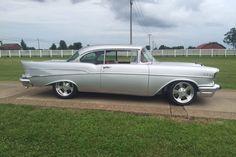 1957 Chevrolet 210 Custom Hardtop 198862 1957 Chevrolet
