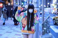 galaxxxyrocks Tokyo Style, Tokyo Streets, Tokyo Fashion, Asian Style