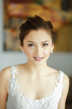 Celebrity Wedding: Drew Arellano and Iya Villania by MangoRed