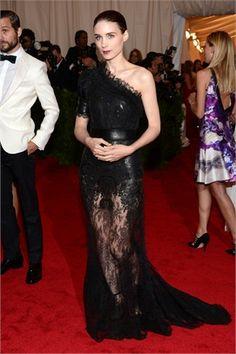 Rooney Mara @ Met Gala 2012