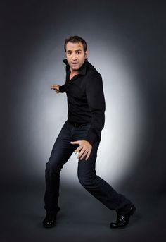 Jean Dujardin pour les Oscars 2012