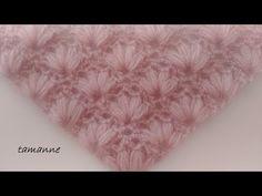 Crochet Shawl Diagram, Crochet Poncho, Crochet Stitches, Crochet Baby, Crochet Top, Crochet Patterns, Crochet Videos, Baby Knitting, Crochet Projects