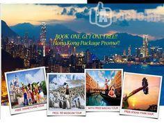 Book 1 Get Hongkong Package Promo