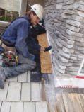 Calgary Roof Repair: shingles, cedar, tile, skylights, chimney flashing, eaves-trough, downspouts, soffit, fascia, siding