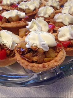 and Onion Tarts with Chevre Cream, in a Macadamia Nut Cream Cheese ...