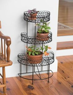 Cool Plant Stand Design Ideas for Indoor Houseplant 88