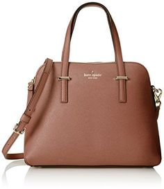 kate spade new york Cedar Street Maise Cross Body Bag, Ginger Nut, One Size kate spade new york http://smile.amazon.com/dp/B00R7PL0FK/ref=cm_sw_r_pi_dp_tzncvb16AFT63
