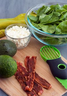 If you're looking for a simple dinner salad that's healthy and filling, this recipe for low carb bacon salad with avocado and cheese is a must make! Packed with protein from the bacon and healthy, unsaturated fats from the avocado, it'll fill you the great taste you deserveand the low carbs that you want.
